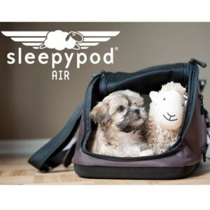 sleepypod air jet dark chocolat