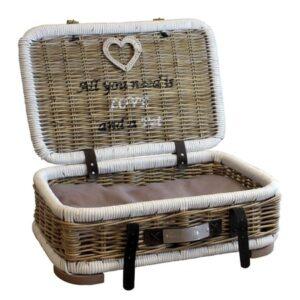 hunde lounge suitcase