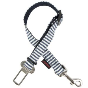 auto sicherheitsgurt striped navy
