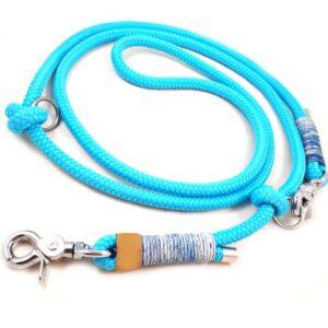 tauwerkleine hellblau mit vintage blau