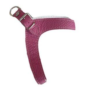 hundeharness kite luxury soft pink