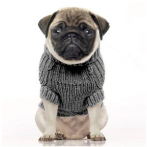 cable sweater torso von milk und pepper grau