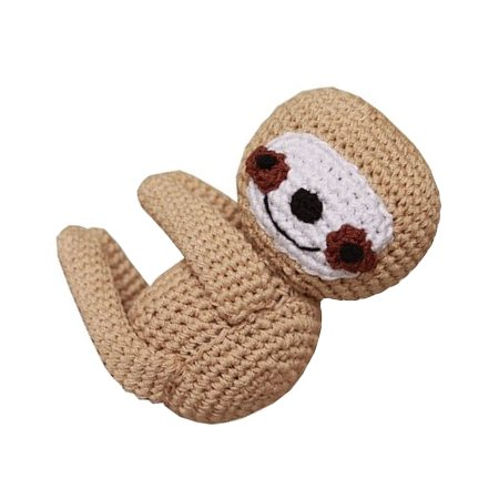 organic funny baby slothy
