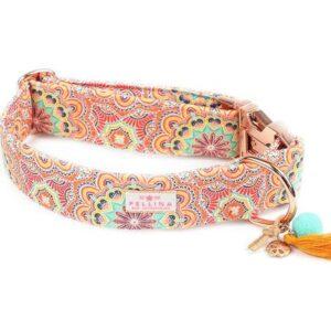 ibiza halsband hippie orange
