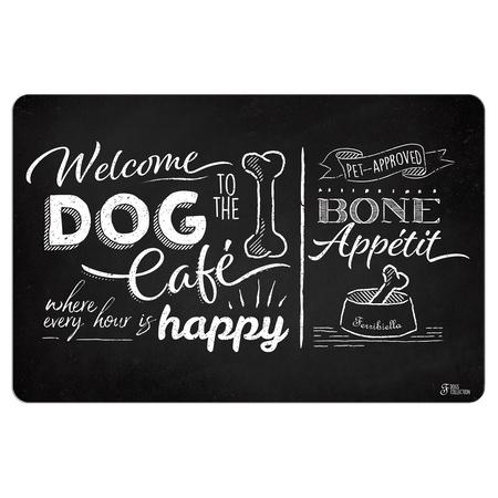 napfunterlage dog cafe