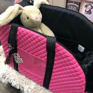reisetasche posh von i love my dog pink
