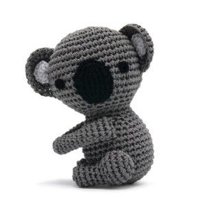 organic dog toy koala