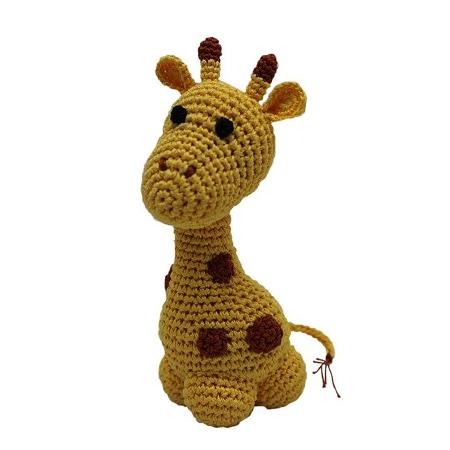 organic dogtoy giraffe