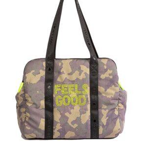 camouflage bag von i love my dog