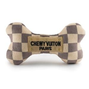 luxury chewy vuiton bone