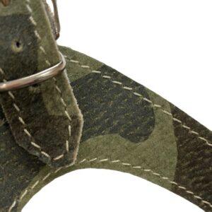 hundeharness kite luxury soft camouflage