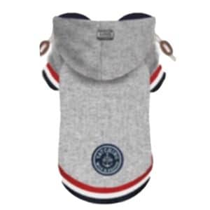 milk und pepper hoodie yachting grey