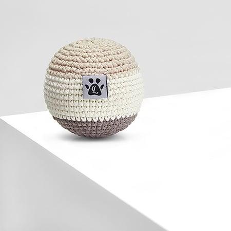 organic ball beige