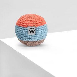 organic ball orange blau