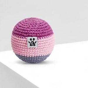 organic ball rainbow pink