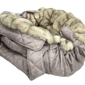 hundetasche bellagio snow dream