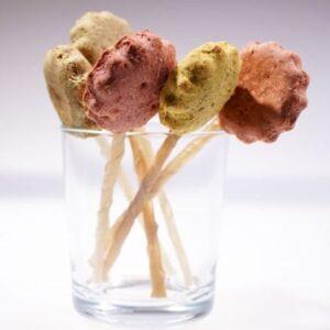 wuff lollipop